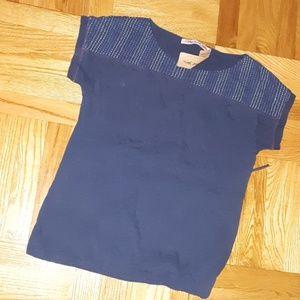BRAND NEW Michael Stars navy blue top